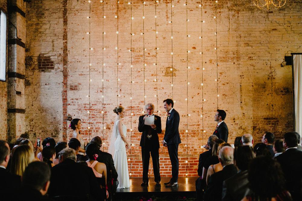 Jennifer and Robinson's Wedding