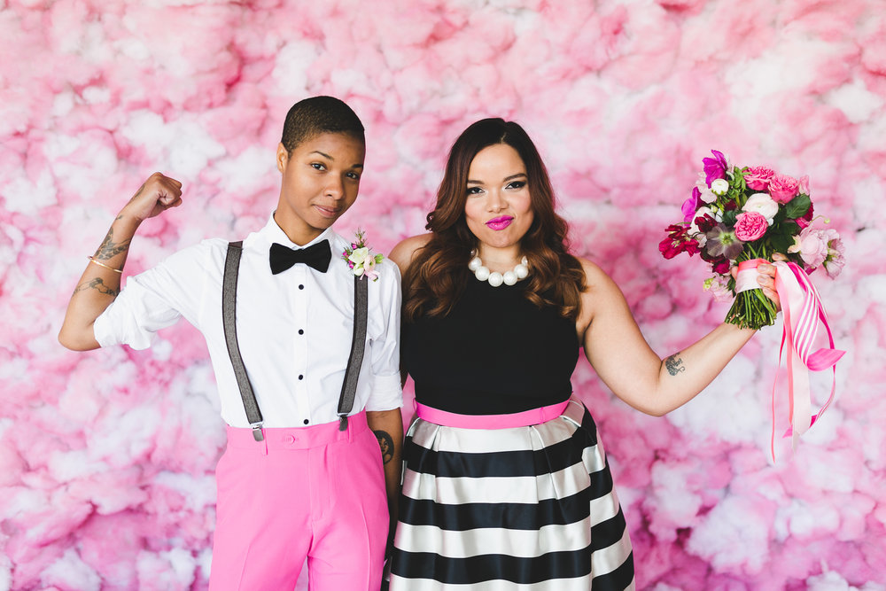 Barbie and Kendra Styled Shoot