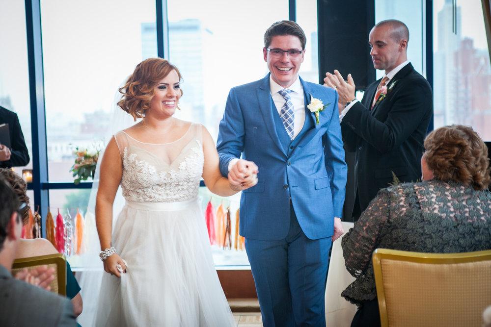 Marci and Joe's Wedding