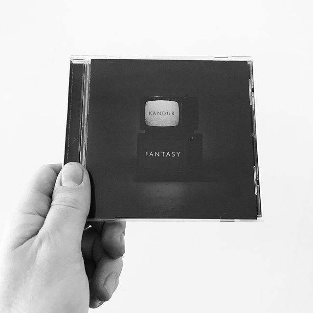 """2 years ago today I released my debut EP """"Fantasy"""". If you're seeing this post it's most probably because of this record which helped me make friends with amazing people. Just wanted to use this anniversary as an opportunity to say thank you all for listening to it for two years.  #music #album #disc #ep #rockmusic #rockalbum #release #anniversary #musician #band #rockband #fantasystudios #showandtell #tbt #twoyearsago"""