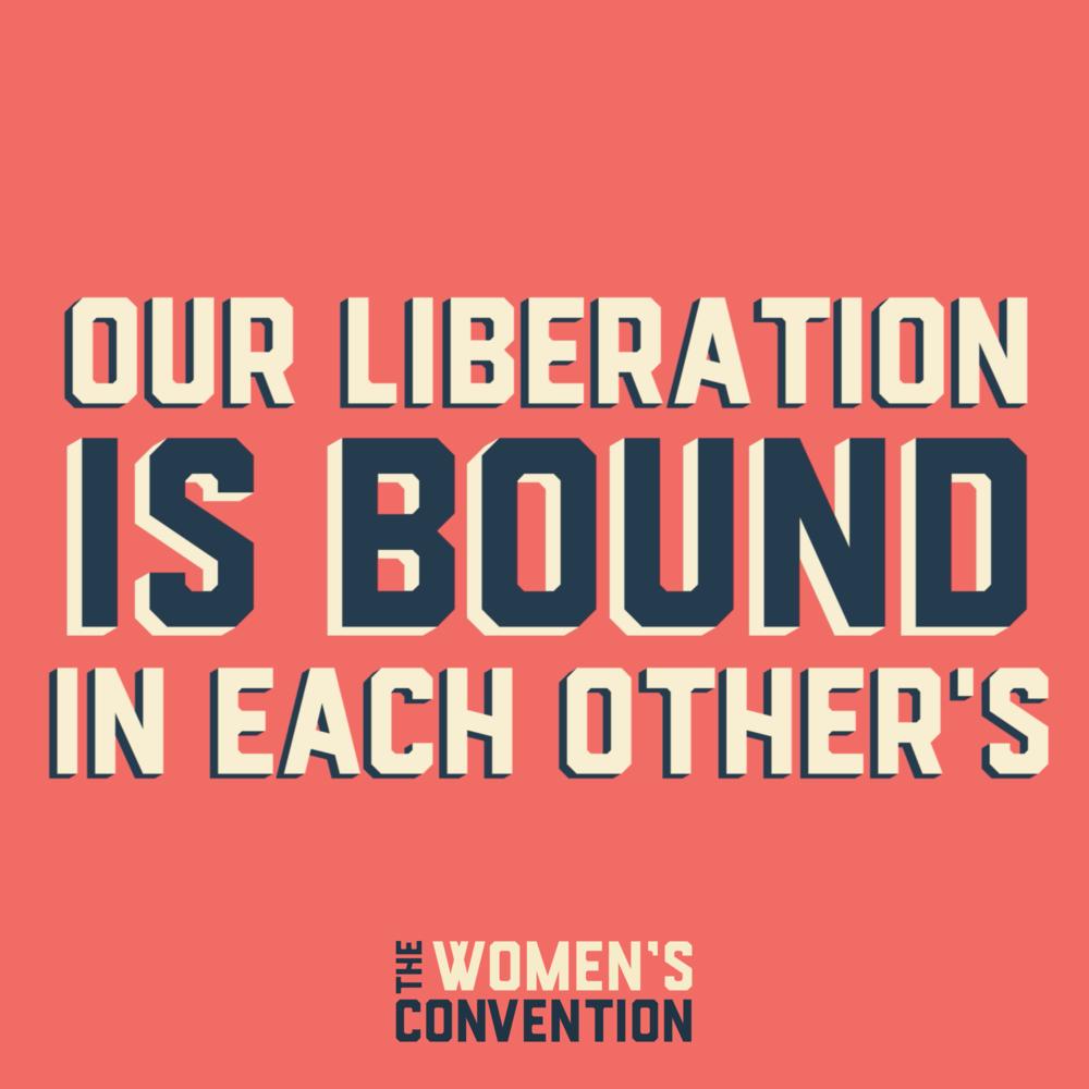 Women's Convention Instagram Graphic