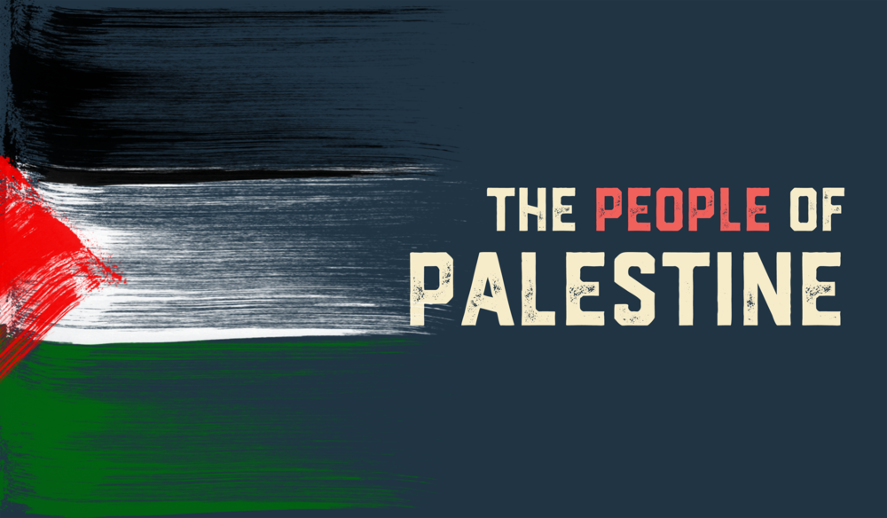 16 Days of Global: Solidarity with The People of Palestine