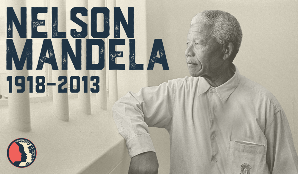 16 Days of Global: Nelson Mandela Day