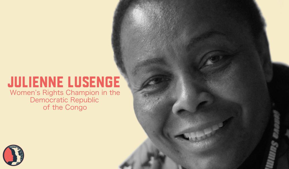 Julienne Lusenge