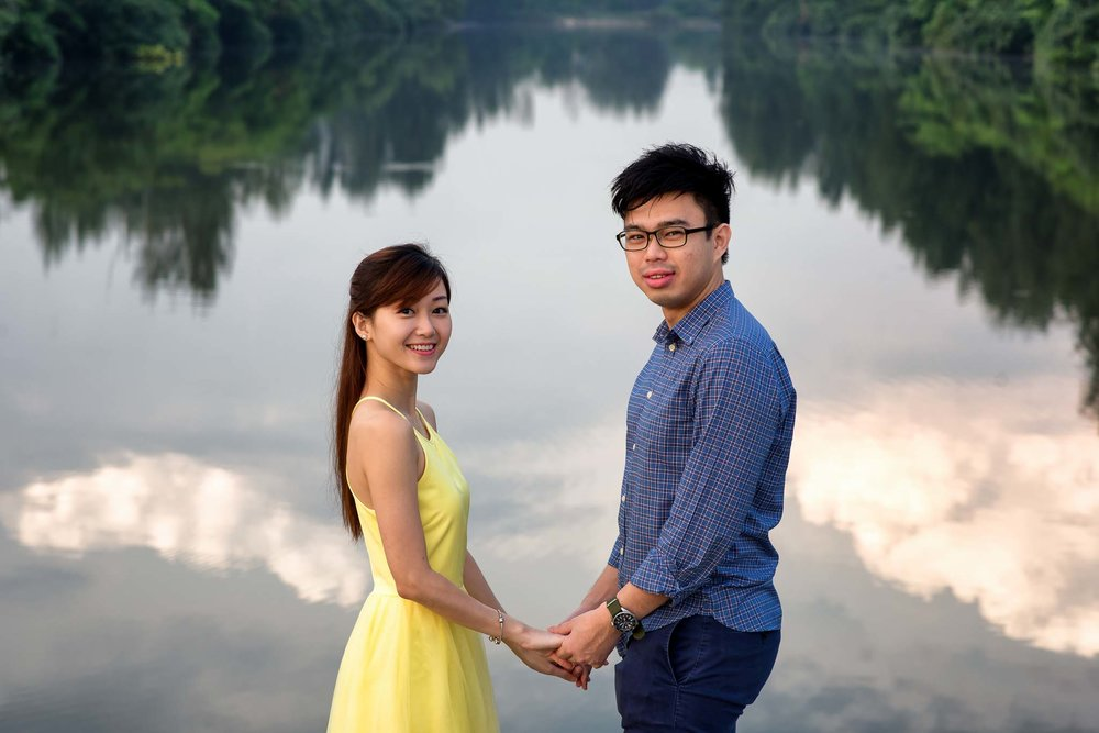 Raymond & Ying Wen -