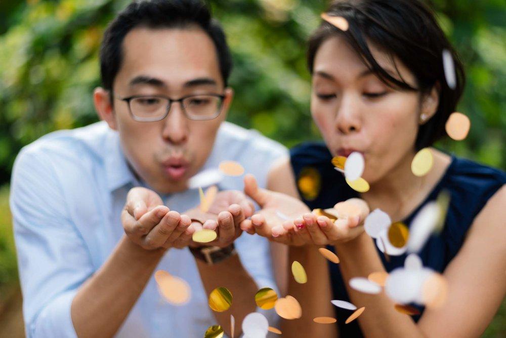 Han Yao & Hui Ling -