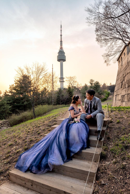 Korea Pre-wedding 2018