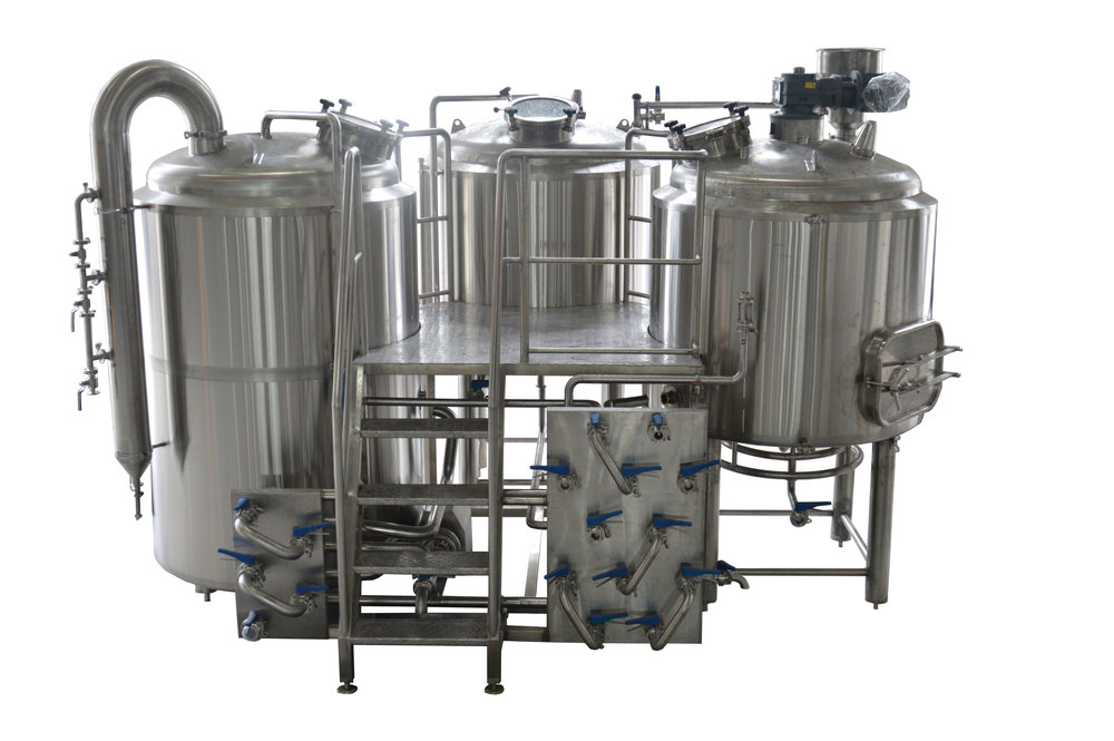 1500L 3V Brewhouse