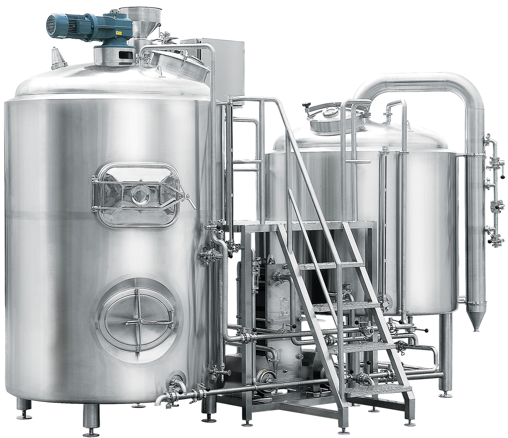 1200L Combi Brewhouse