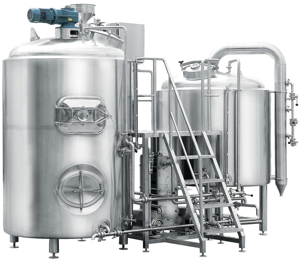 1200L Combi Brewhouse