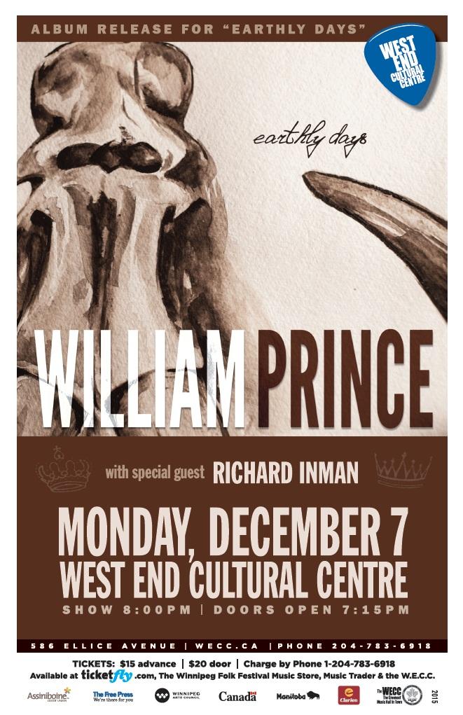 www.ashleybieniarz.com - Pianist | Singer-Songwriter | Winnipeg Music Blogger William Prince