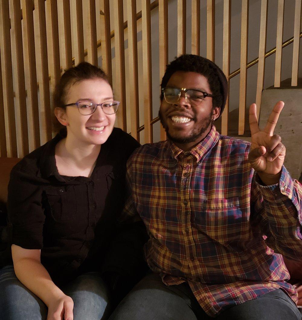 Ashley Bieniarz with Jeremy Haywood Smith (JayWood)
