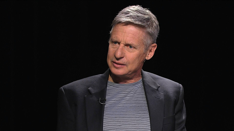 Gary Johnson | PC: thelibertarianrepublic