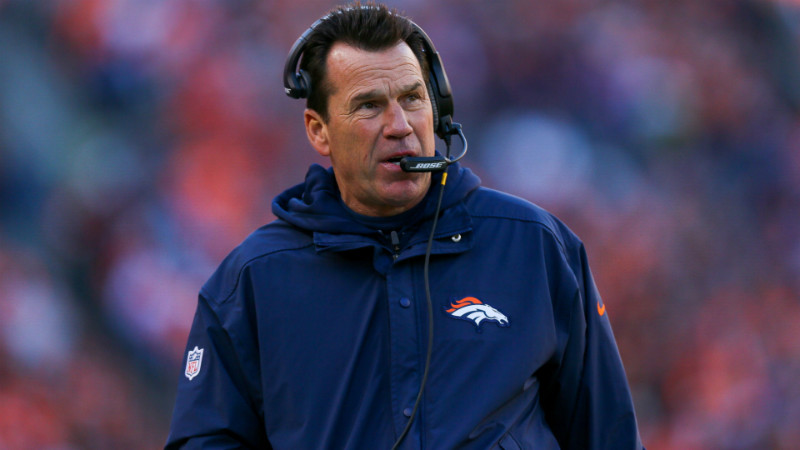 Gary Kubiak retires after facing multiple hospitalizations and bringing the Broncos a long awaited Super Bowl win. | PC: sportingnews.com