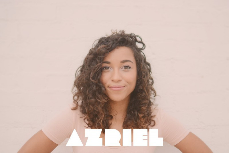 Azriel's GoFundMe page raised over $1,690 towards her first EP. | PC: Aziel Peckham