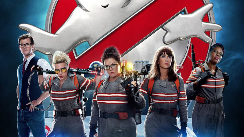 """The """"Ghostbusters"""" remake debuted in July 2016 and received mixed reviews. 