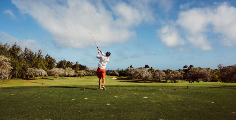 Take a look into golf, you may enjoy the activity like Tyler! | PC: pixabay.com