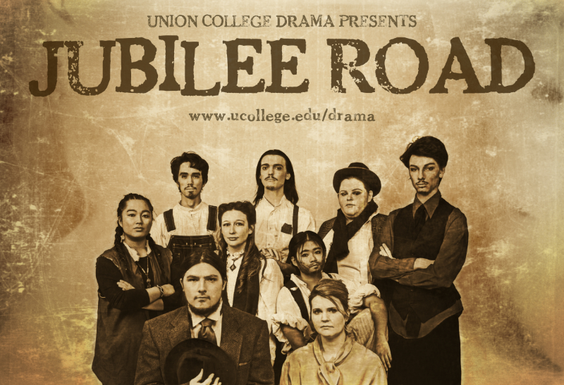 """Jubilee Road"" runs April 6 - 13 