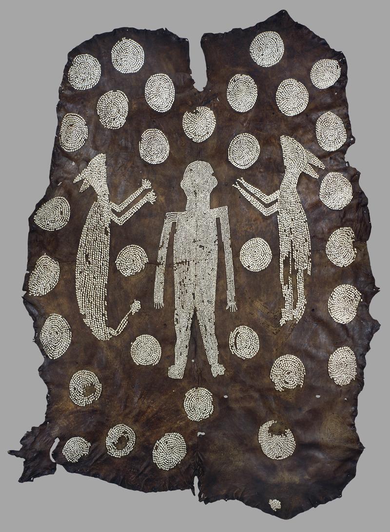 Powhatan's Mantle, c. 1600–38 | PC: www.ashmolean.org