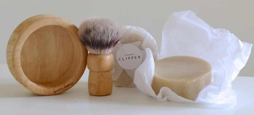 The Heritage Shave Set