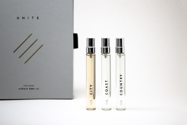 UNITE premium cologne collections by Thomas Clipper – unique fragrance gift for men