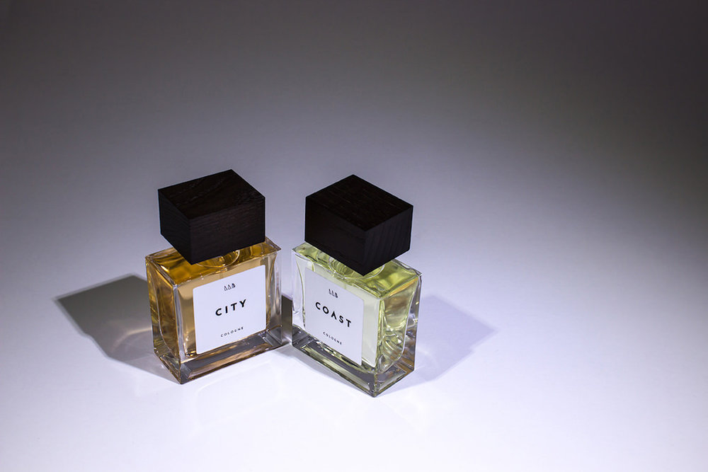 City and Coast Premium Colognes by Thomas Clipper