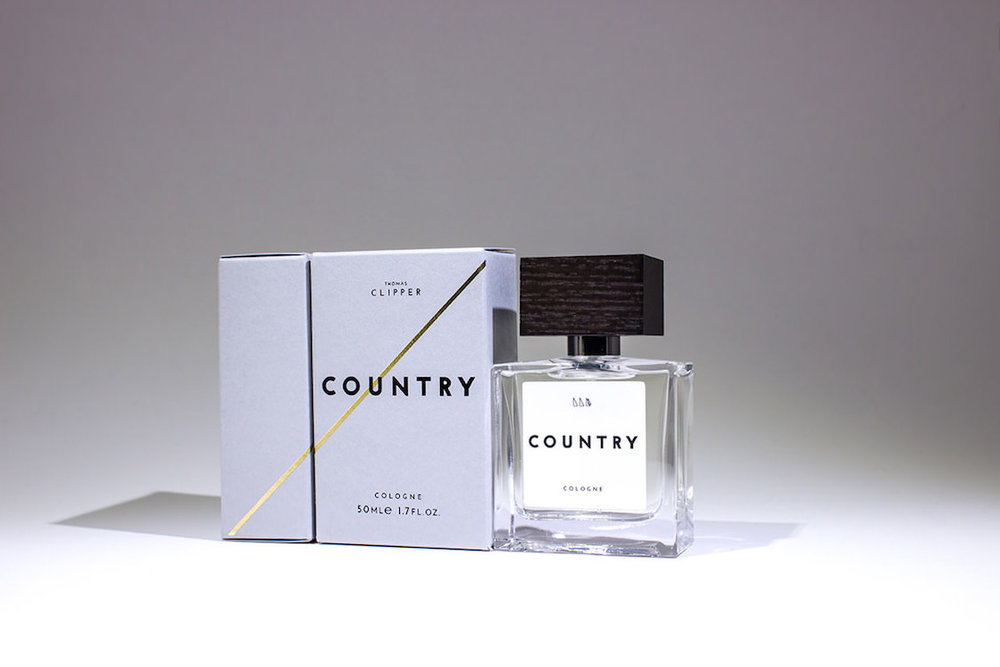 Country Premium Cologne From Thomas Clipper