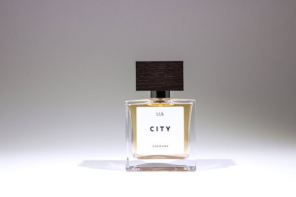 City is a contemporary classic: a fougere revisited for the modern man.