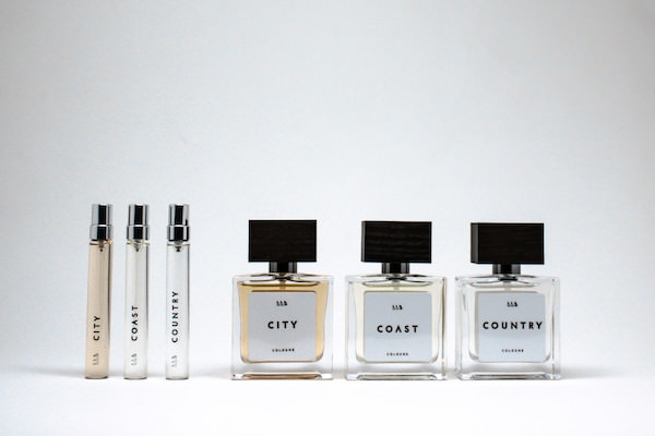 The UNITE premium cologne collection