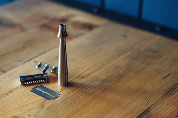 Simplicity in razor design for long product life