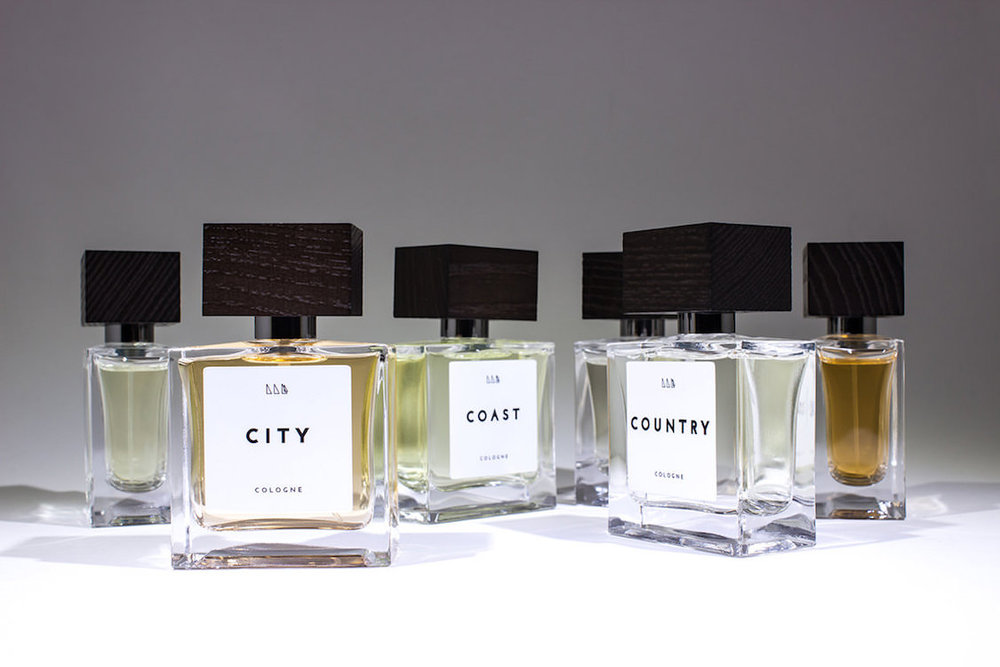 Thomas Clipper's UNITE Cologne Collection.
