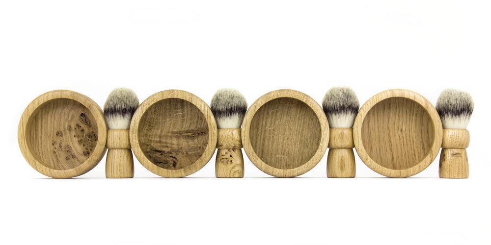 Handmade British Oak Bowl and Brush Anniversary Set.jpg