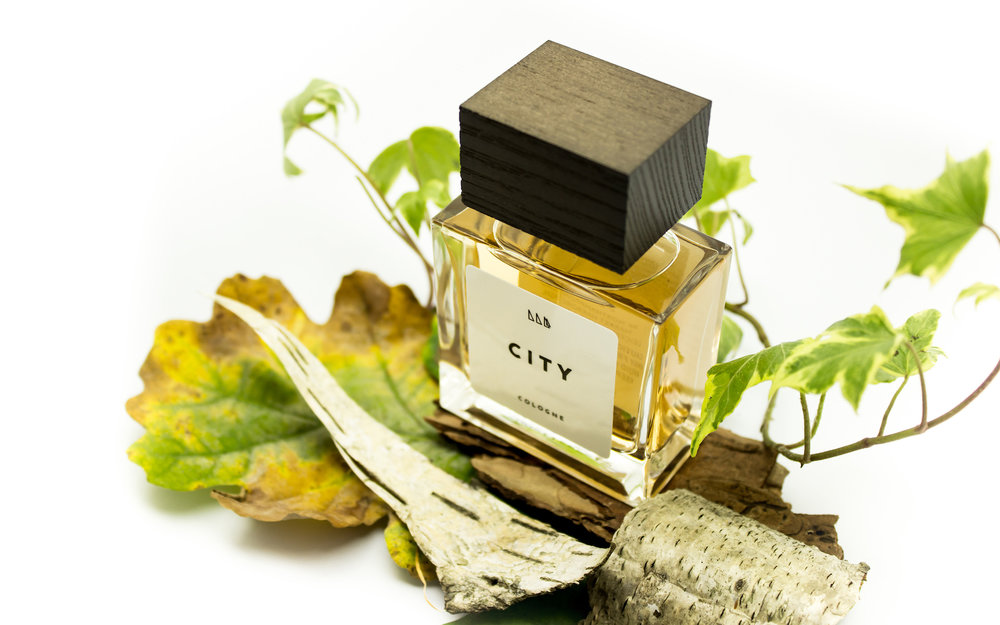 City: one of Thomas Clipper's small bach colognes