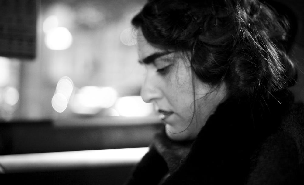 Marta. Gala contra el sida. Barcelona 2013