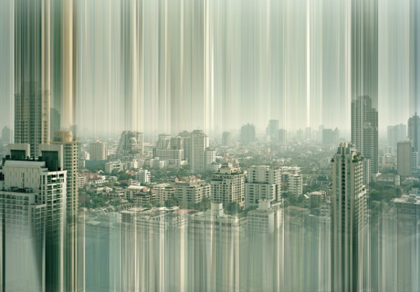 Morning Glory , 2012, 80x120cm,  c-print, plexiglass, woodframe