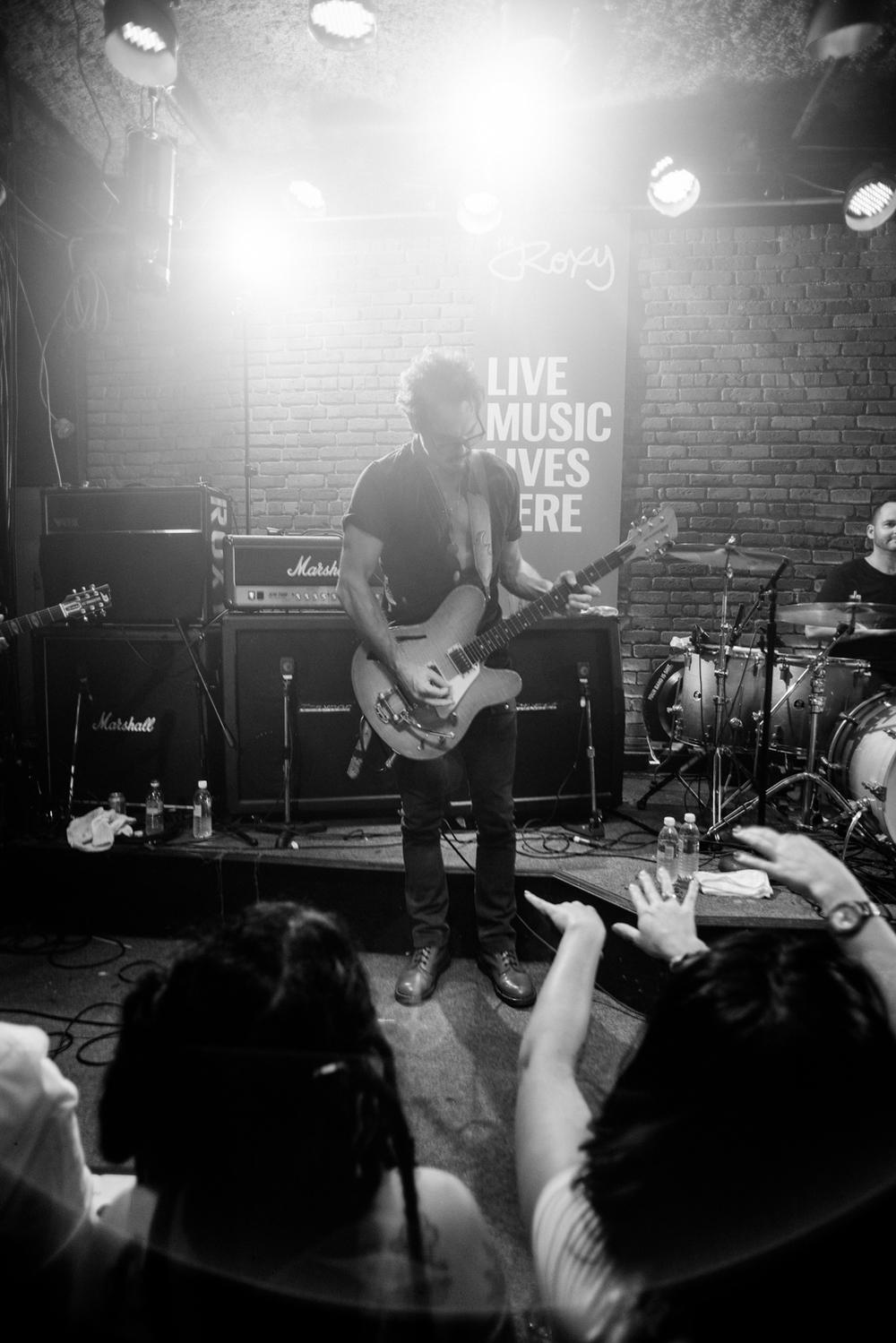 Big Wreck, Roxy, Tyler Branston 2015