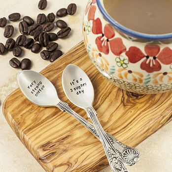 coffee spoon
