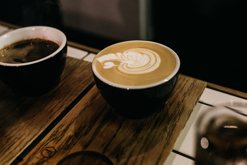 Northern Latte Art Throwdown, Foundation Coffee