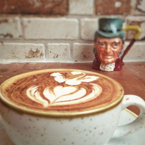 UKCW - 2018 - Annie and the Flint coffee - Annie and the Flint.jpg