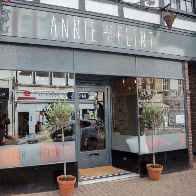 UKCW - 2018 - Annie and the Flint store - Annie and the Flint.jpg