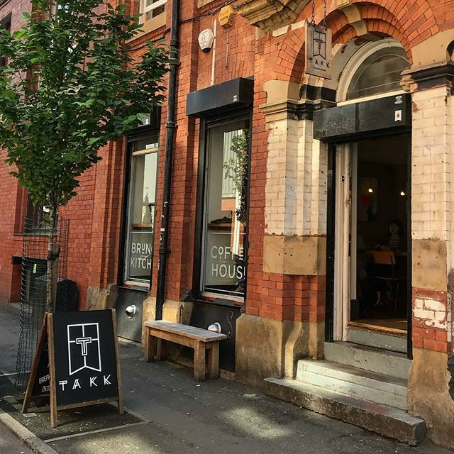Ten Independent Coffee Shops To Visit In Manchester Uk