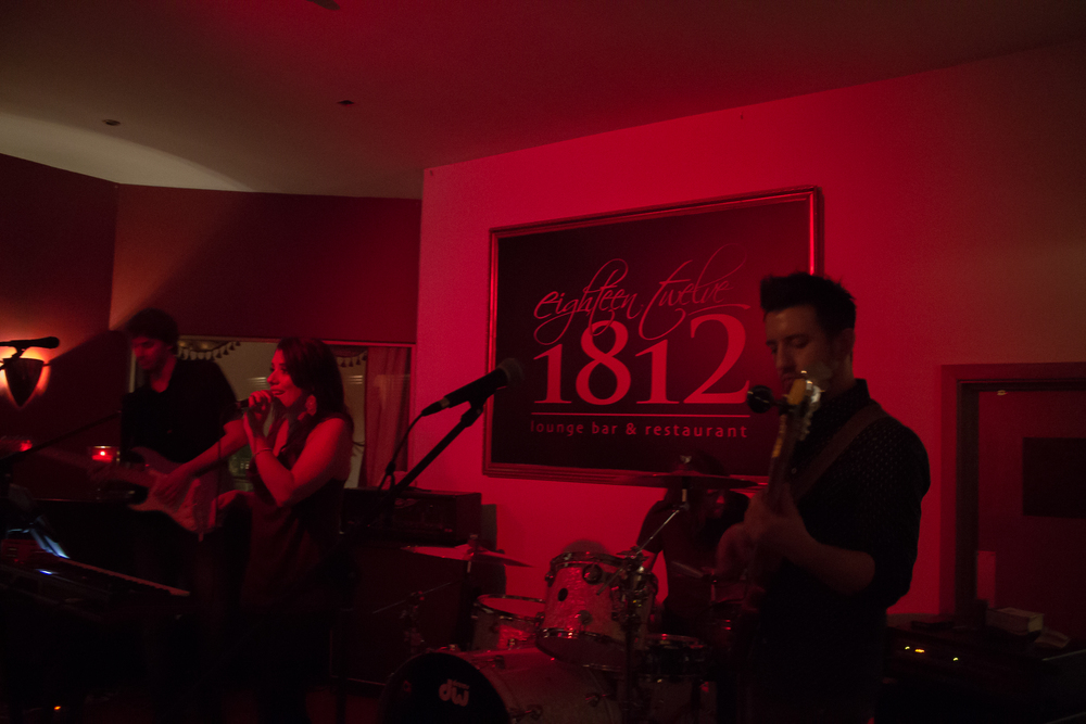 Many thanks to  David Riches  for the 1812 gig photos!