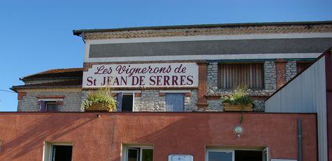 Cooperativ beliggende i byen St. Jean de Serres. Cooperativet producerer hvert år ca