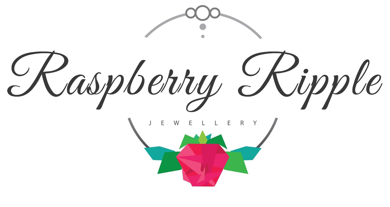 Raspberry Ripple Jewellery | Hand Stamped Jewellery and Keyrings | Wedding Gifts