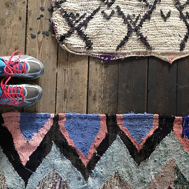 Run on over to the Clover Barn....lots of beautiful rugs over here #cloverdesign #vintagerugs #moroccanrugs #findyourclover