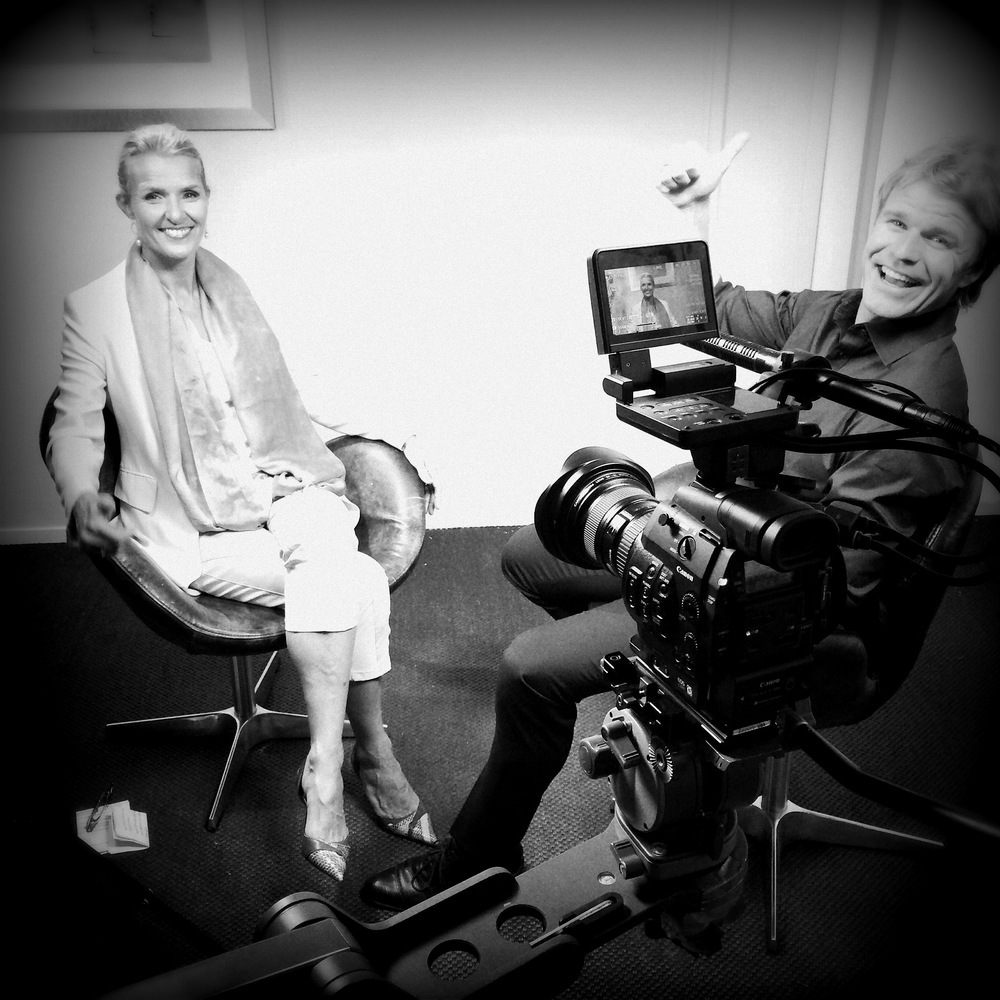 I talk With mental Coach Alf Inge Stiansen about personal leadership on Leading Edge TV.