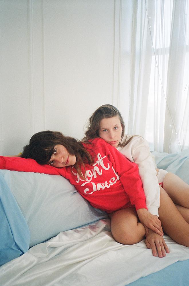 ME and YOU Mayan Toledano and Julia Baylis