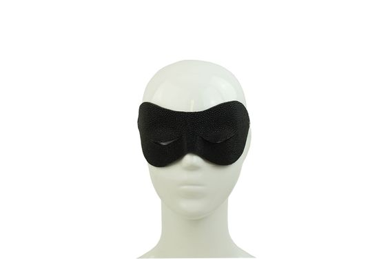 moulded stingray hooded eye mask