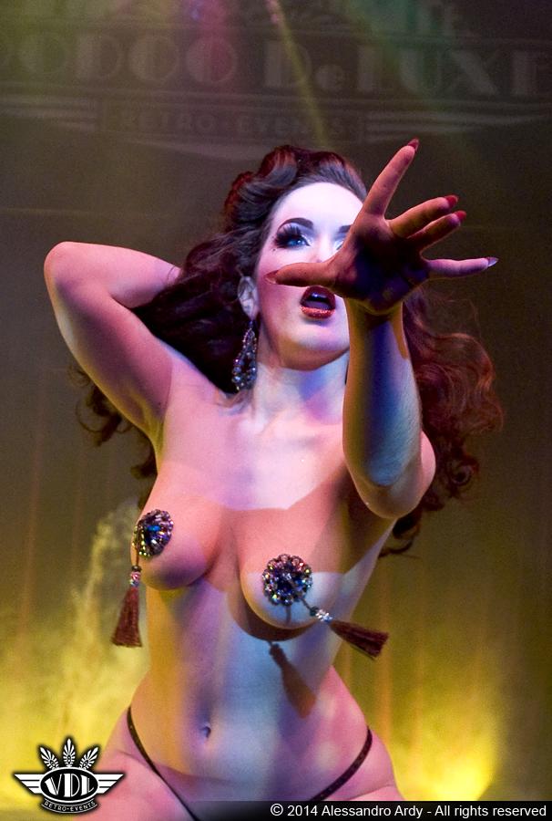 Serata Burlesque a Milano