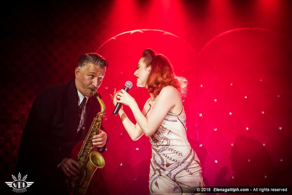 Polly Rae & Sebastien Chaumont ©Elena Gatti